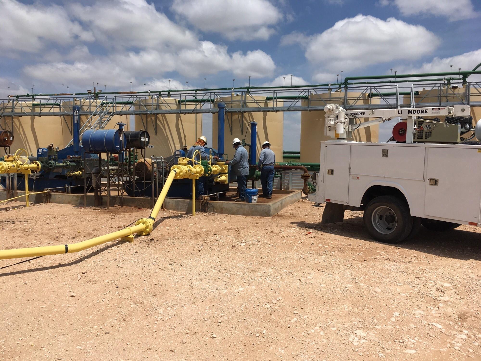 FCX Pump Repair